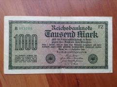 1000 Ragnarok 1922