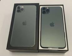 Apple iPhone 11 Pro 64GB - $500, iPhone Max Pro 11 64GB - $550