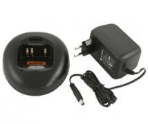 Chargers for portable radios: Kenwood, Icom