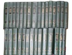 Charles Dickens.Collected works in 30 volumes
