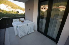 Croatia. Promajna. Fantastic views of the sea. Villa Rita