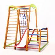 Детский спортивный уголок Кроха - 2 Plus 1-1
