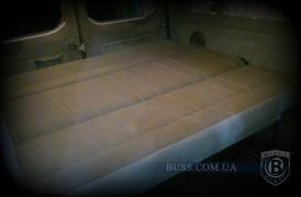 Диван в мікроавтобус, диван в авто, автодіван