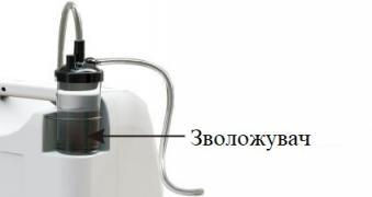 КИСНЕВИЙ КОНЦЕНТРАТОР OLV-10 на 10 літрів