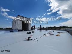 Membrane roofing in Nikopol