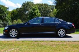 Mercedes-Benz S550 4matic