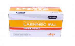 Плацентарные препараты Laennec и Melsmon (Мелсмон), Япония