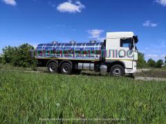 Производство автоцистерн, водовозов, рыбовозов, молоковозов