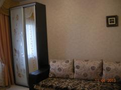 Rent 2-room apartment turnkey in the sea in the Miskhor
