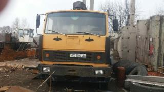 Sell MAZ 53371 1989