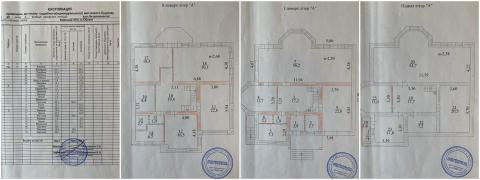 Sell! Obukhov. The house has 2 floors, 384 m2, on 10 acres of land