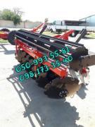 SUPER OFFER! Disk harrow BDN-2,1 / BDN2,4 mounted