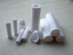 The ceramic insulating tube MCR - production