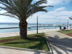The rest of the sea. The Island Of Krk. Croatia. Apartments Cutic